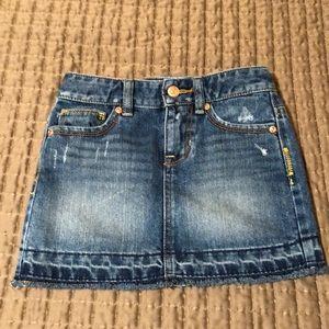 Girl's Old Navy Size 6 adjustable waist skirt